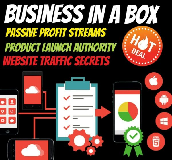 Business in a Box - Shawna Johnson Speaks
