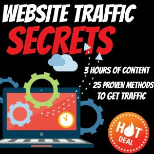 Website Traffic Secrets - Shawna Johnson Speaks